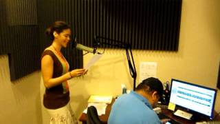 Bahia 96.1 FM- Radio Spot with Milly Kammerdiener