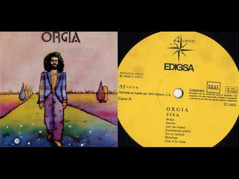 Sisa  1971  Orgia