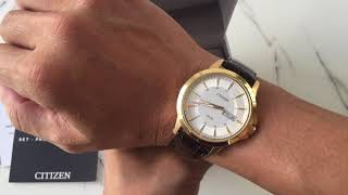 Review đồng hồ Citizen BF2018-01A