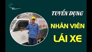 [Thái Bình] Công Ty TNHH XNK Dũng Nguyên tuyển TÀI XẾ LÁI XE