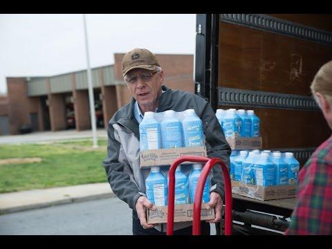 Milk Distribution in Central Virginia