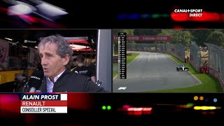 Alain Prost :