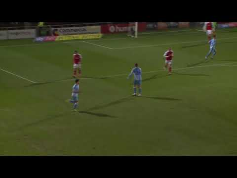 Fleetwood Town Coventry Goals And Highlights