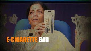 E-cigarette ban: Union Cabinet…
