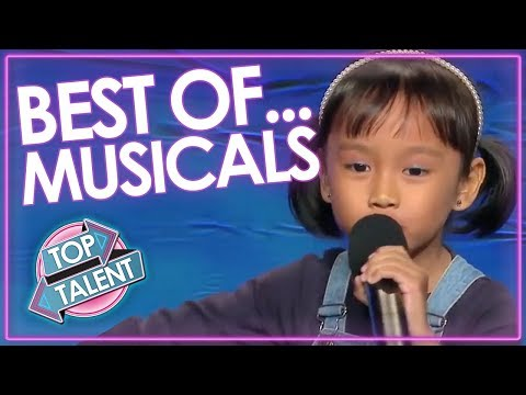 Best Of MUSICALS | Les Mis, Wicked, Cats & MORE! | Top Talent