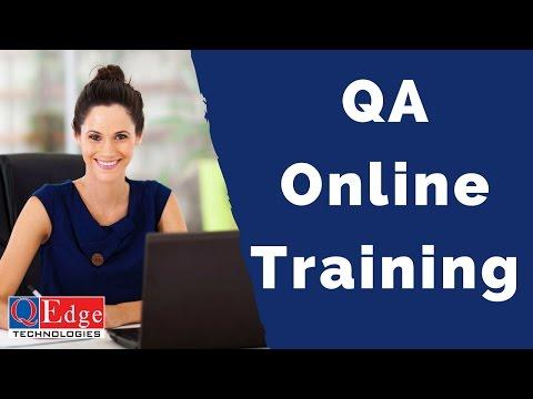 QA Training | QA Tutorials for Beginners | Quality Assurance Online Training