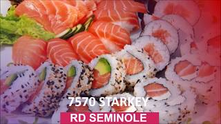 Sushi Delivery in Seminole FL-Sushi Spice Offers Business and Office Catering