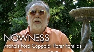 Getting to know Francis Ford Coppola's family history