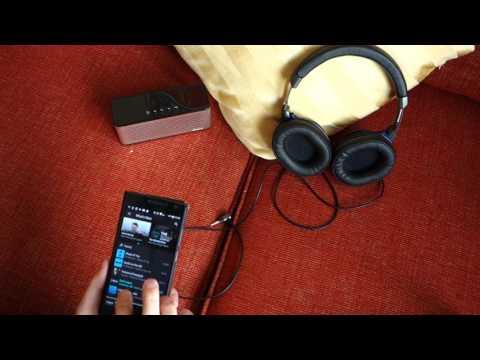 Tidal HiFi Android app headphones socket warning (OnePlus 2) Mp3