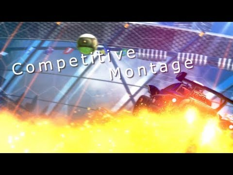 Vagrant / Rocket League Competitive Montage Edit by yamatender