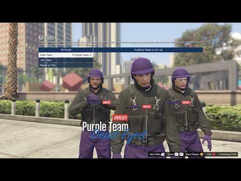 GTA 5 Online Funny Moments! - Kill Quota Madness! (GTA Gun Game Adversary Mode)
