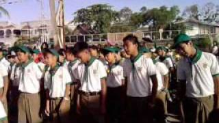 Bsp yell.3gp  (  boy scout yell and song Hagonoy west Central School day camp nov 13 2009
