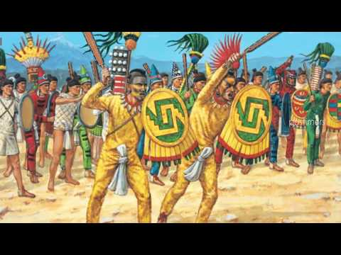 Top 10 Scariest Human Rituals In Aztec Culture || Pastimers