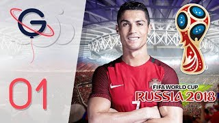 FIFA 18 COUPE DU MONDE FR #1 : Phase de Poules (Portugal)