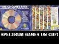 Let's Play ZX Spectrum games on CD! - The Codemasters CD Games Pack gameplay