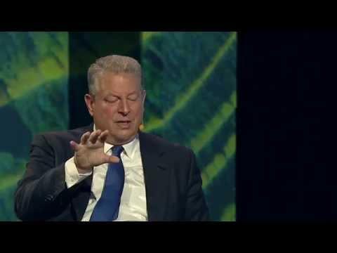 Al Gore interviewed by Bente E. Engesland