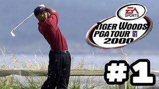 Tiger Woods PGA Tour 2000 (Part 1) - Tiger Woods Y