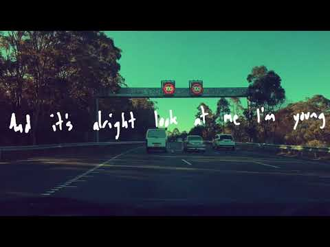 It's Alright, Look At Me I'm Young (Lyric Video) - Boydos