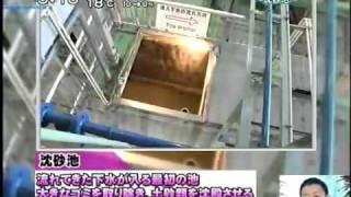Tokyo sewage