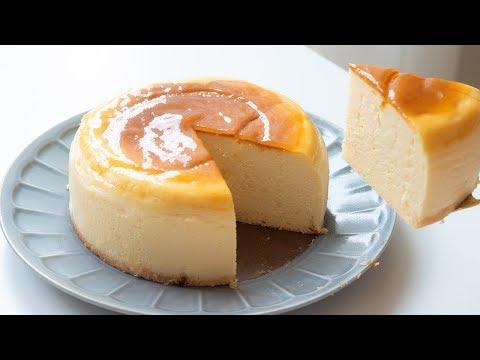 Japanese Souffle Cheesecake スフレチーズケーキの作り方|HidaMari Cooking