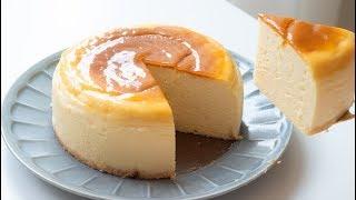 スフレチーズケーキの作り方 Japanese Souffle Cheesecake|HidaMari Cooking