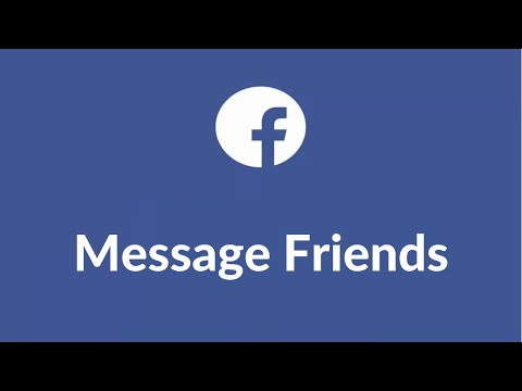 How To Send Message To All Facebook Friends In One Click 2019