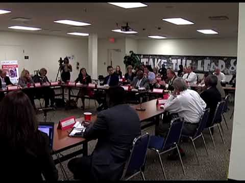 Superintendent's Roundtable 2013:  Tallahassee, Florida