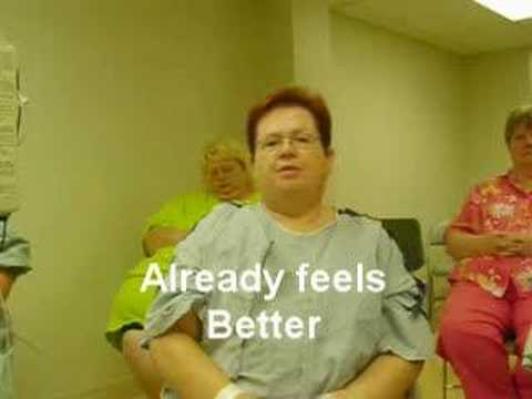 Kansas Patient morning after Mini-Gastric Bypass