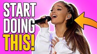 How To Sing Like Ariana Grande