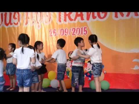 Vui Hội Trăng Rằm - Trường Mầm Non Nam Long 2015