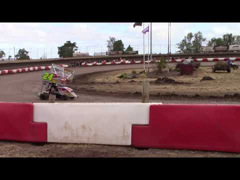 Willamette Speedway, OR - Caged Frenzy - 125cc Cage-Kart Hot Laps - September 10, 2017