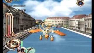 Sky Gunner PS2 Ciel 3rd Mission