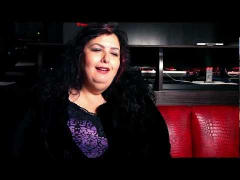 "EIRE TAWFIK RAW:Hollywood ""Holiday RAWk"" 12.2011"