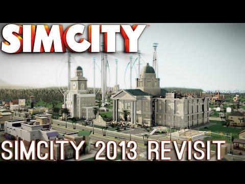 SimCity 2013 - Revisit