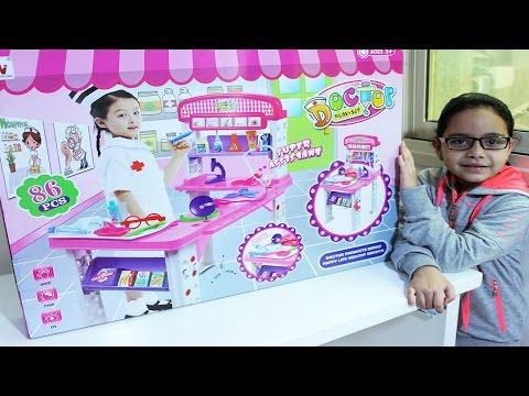 العاب | العاب بنات | لعبة  طاولة الادوات الطبية  3 لعبة للبنات و الاولاد