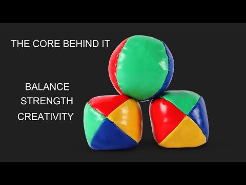 BRAIN STUDIO BANGALORE Benefits of Juggling 3 ball cascade
