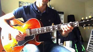 Gilad Hekselman Transcription - When Will the Blues Leave