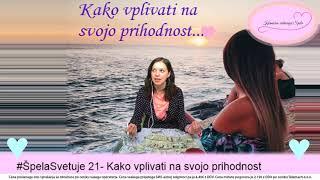 #ŠpelaSvetuje 21 - Kako vplivati na svojo prihodnost