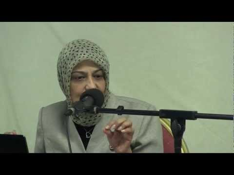Lecture by Ummulbanin Merali Celebrating the Wiladat of Sayyeda Zainab