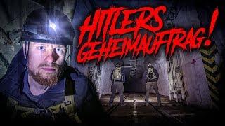 HITLERS GEHEIMAUFTRAG WK2 Bunker gefunden - LOST PLACES | Fritz Meinecke