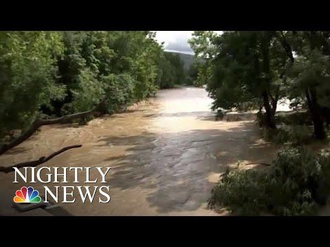 Relentless Storms Batter Northeast | NBC Nightly News