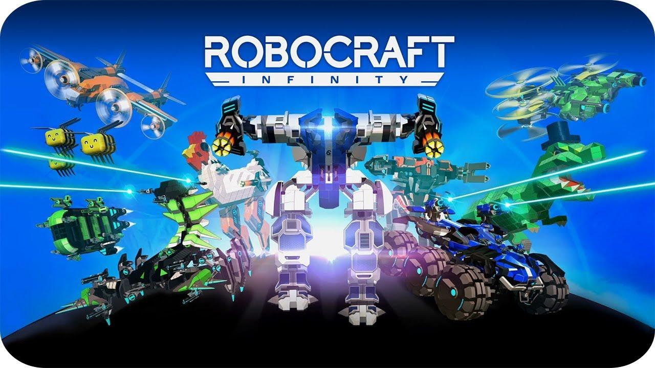 Robocraft Infinity [Xbox One X] Gameplay Español ...