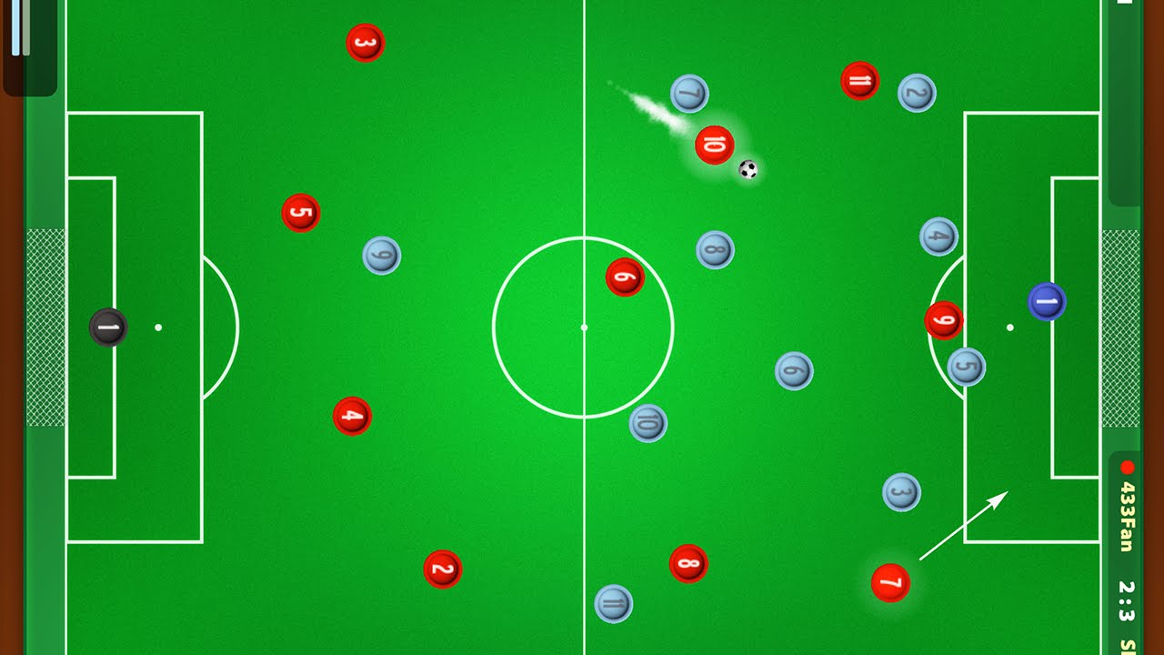 Football Tactics Game Football Overlord Intro Video Youtube