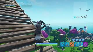 Fortnite battle royale clip