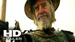 THE MAN WHO KILLED DON QUIXOTE - Official Trailer 2018 (Adam Driver, Olga Kurylenko) Adventure Movie