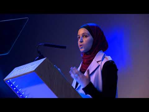 Laura Smith and Muzoon Almellehan - Impact Conference 2017
