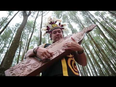 Iko Metung - Uyau Moris [Official] Sape' Traditional Instrument from Dayak Borneo