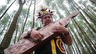 Iko Metung - Uyau Moris [Official] Sape' Traditional Instrument from Dayak Borneo