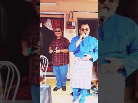Aduh Sayang Cover By Bob Panamera ft Fairuz Misran a.k.a P.Ramlee Viral