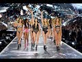50 Runway-end Pose from the 2018 Victoria's Secret Fashion Show